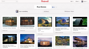 Pinterest – Backlinks for Real Estate?