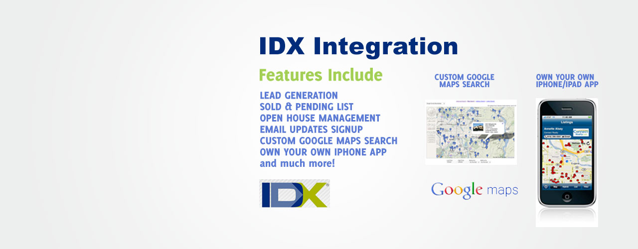 IDX MLS Integration