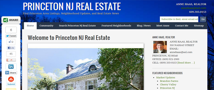 Princeton NJ Real Estate