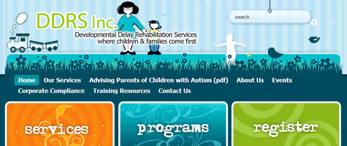 Developmental Delay Rehab Services
