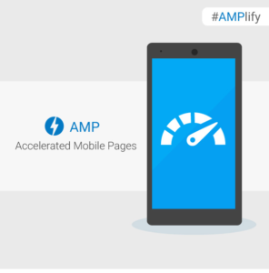 Speed it up with AMP! Accelerated Mobile Pages